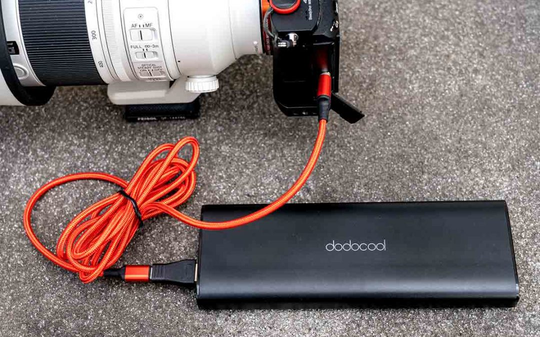 Powerbank mit Power Delivery für Laptop, MacBook und Kameras